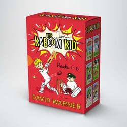 Kaboom Kid Box Set 1-6