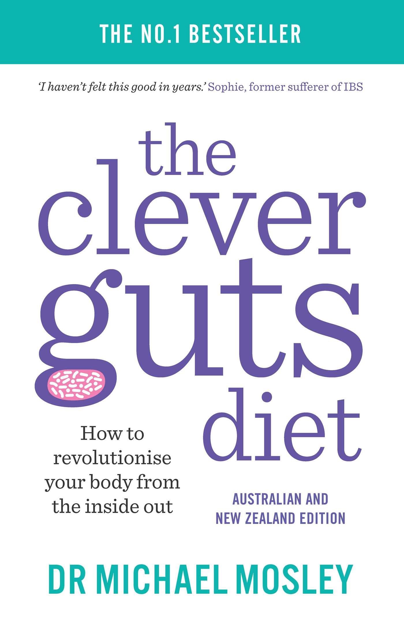The clever guts diet 9781925596038 hr