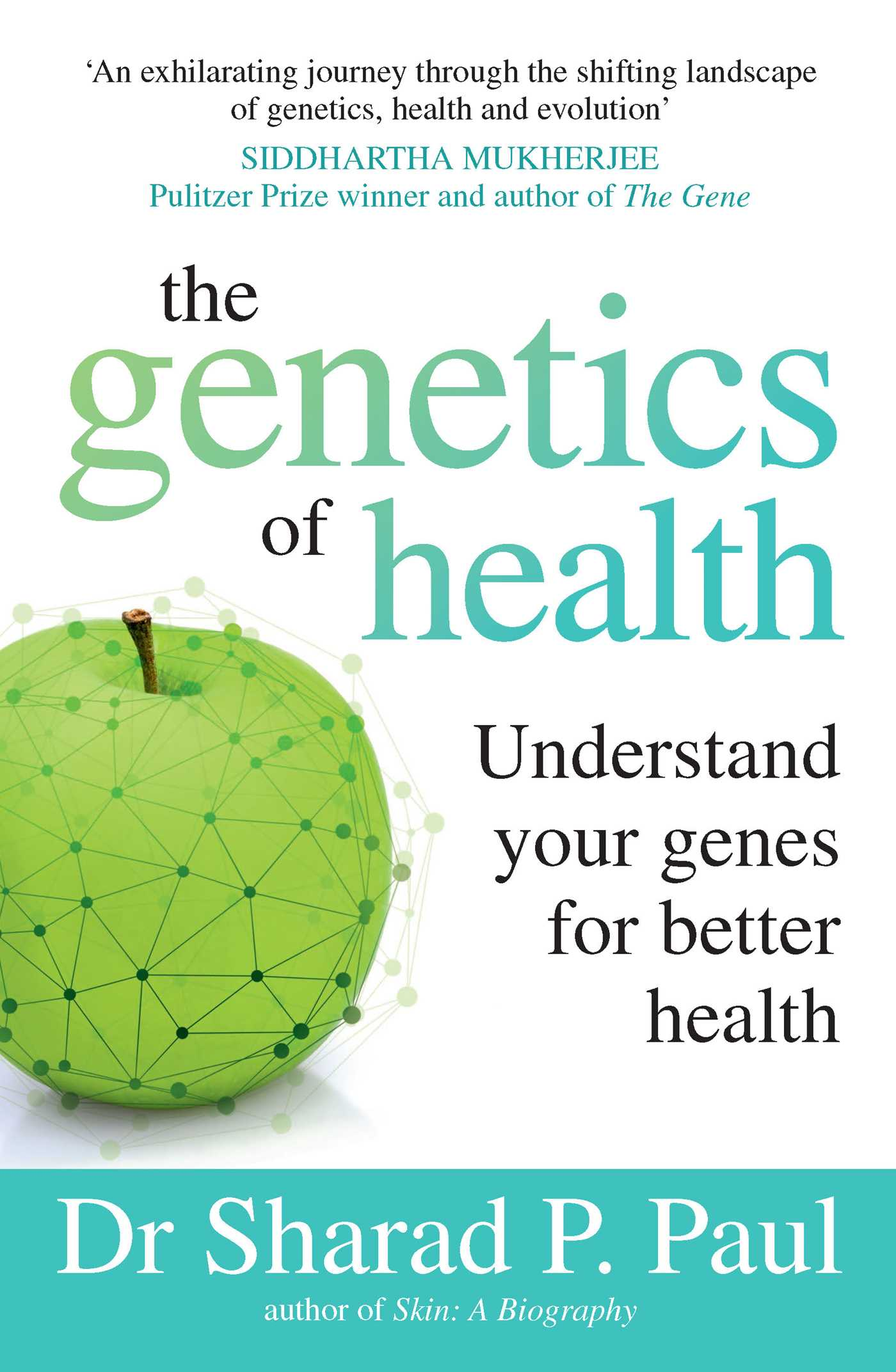 The genetics of health understand your genes for better health 9781925596106 hr