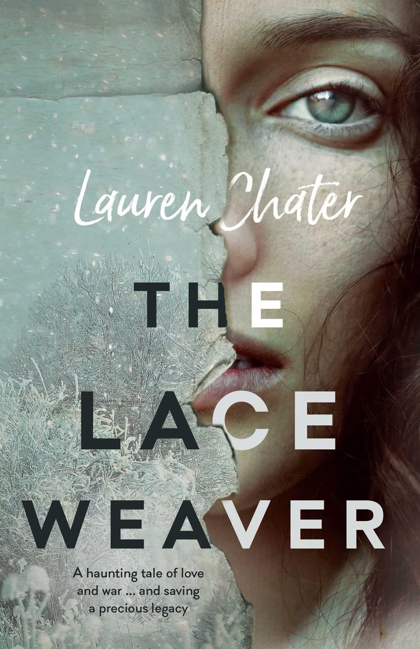 Lace weaver 9781925596335 hr