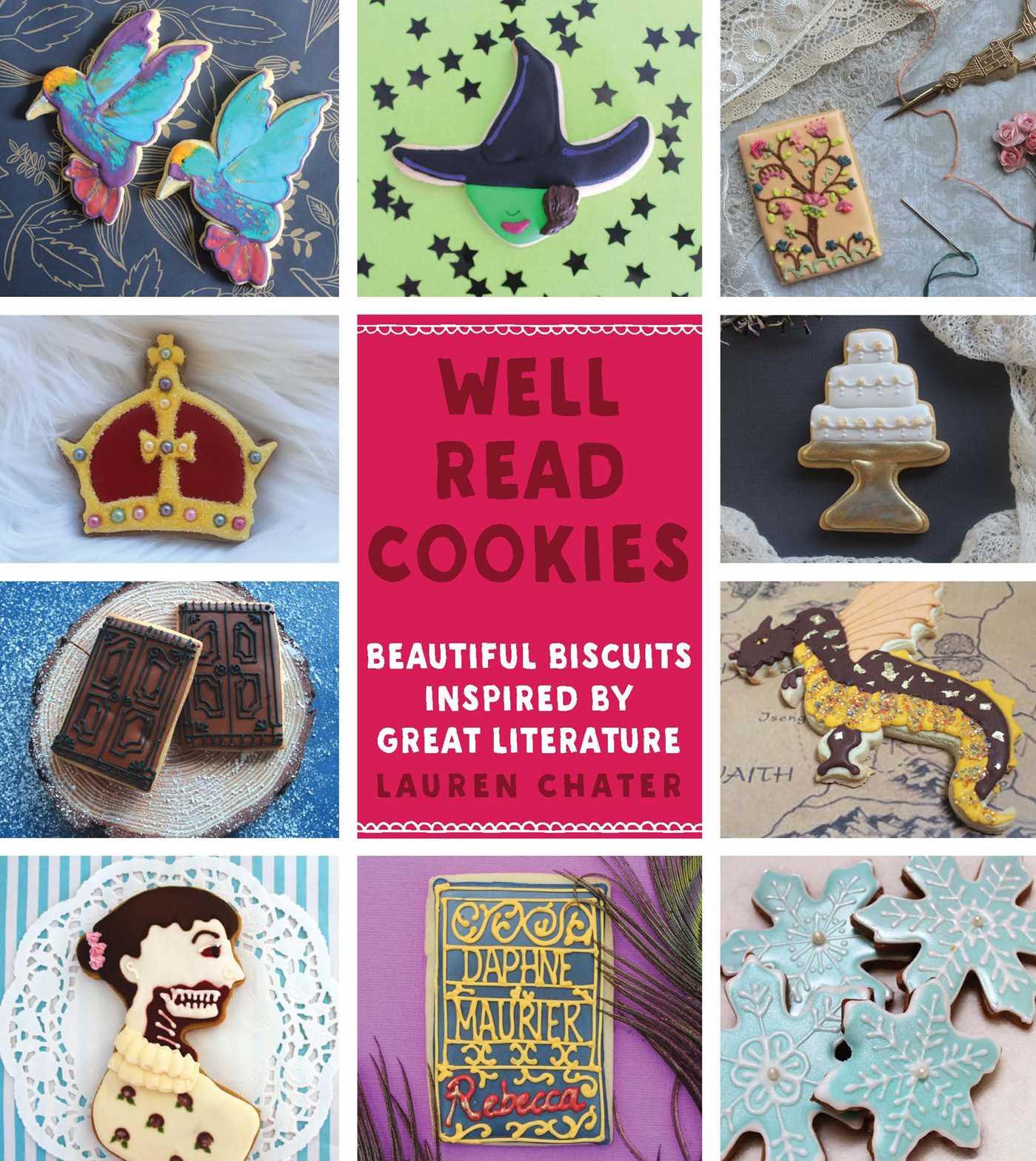 Well read cookies 9781925596366 hr
