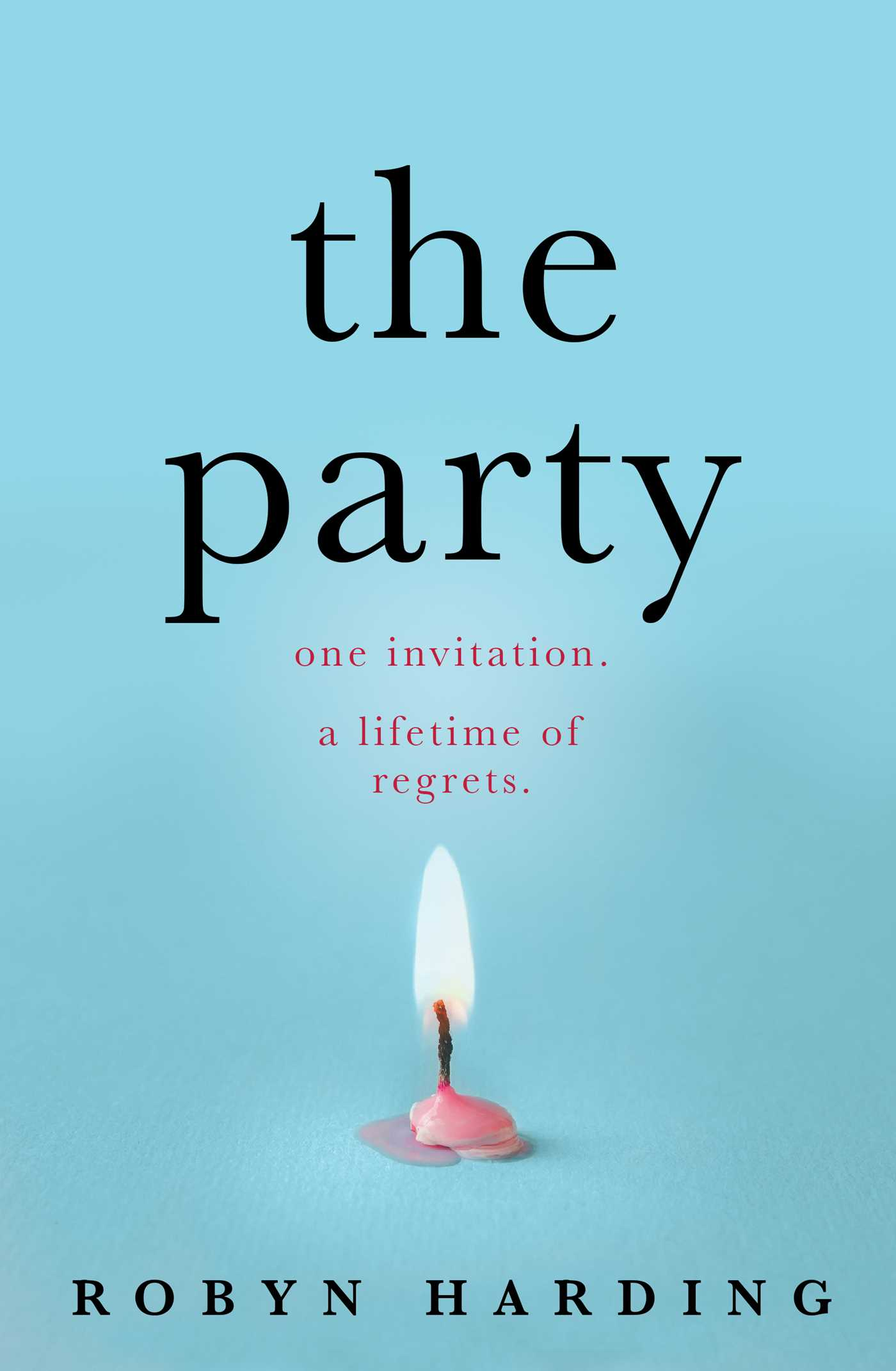 The party 9781925596670 hr