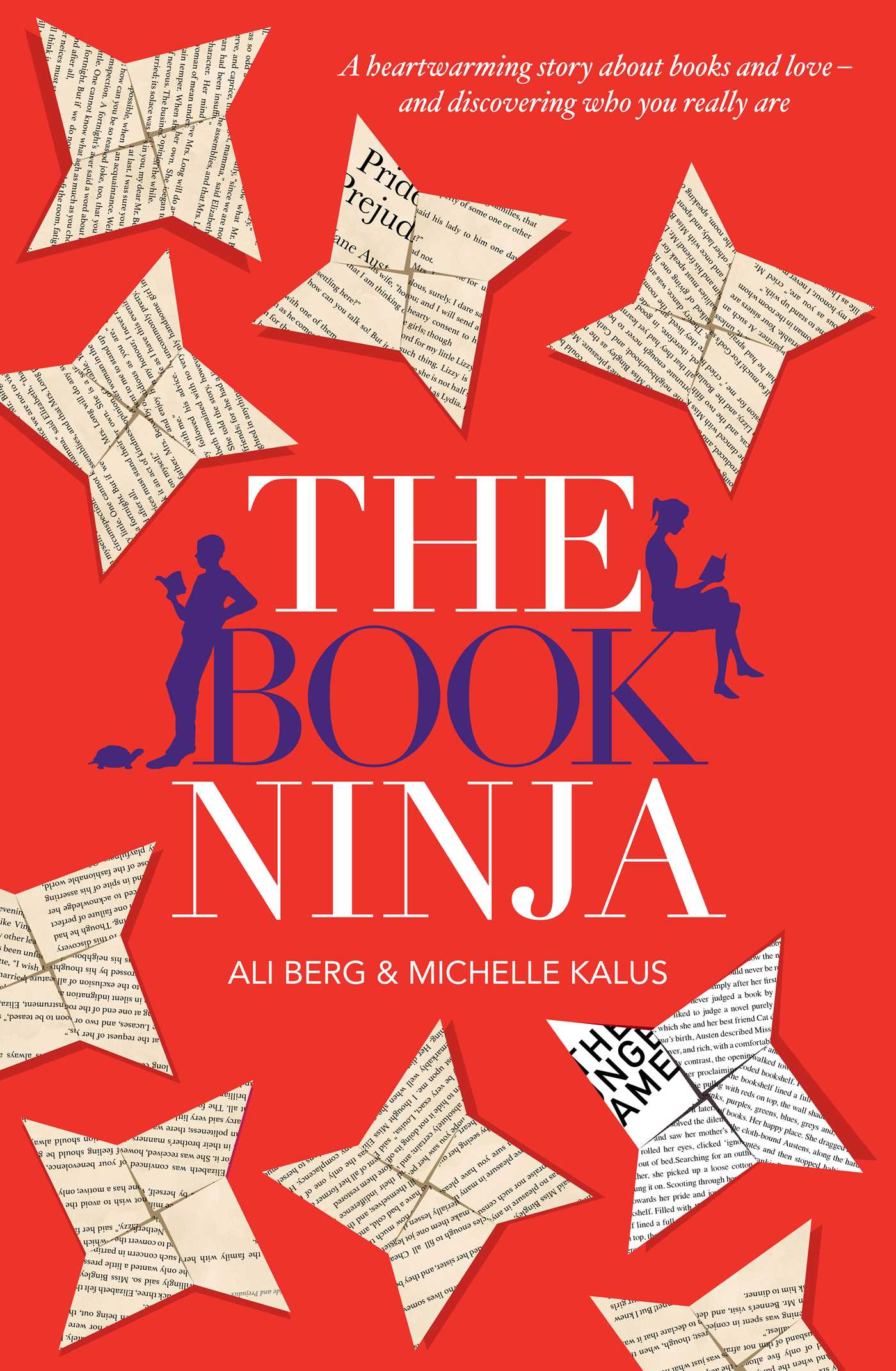 The book ninja 9781925640298 hr