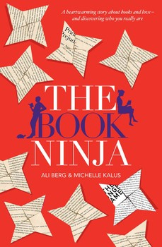 Image result for the book ninja cover
