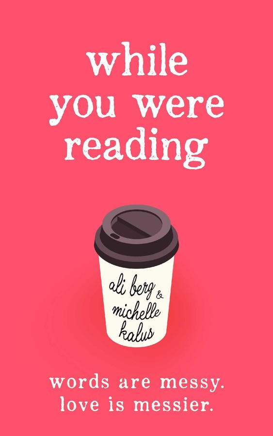 While You Were Reading | Book by Ali Berg, Michelle Kalus | Official