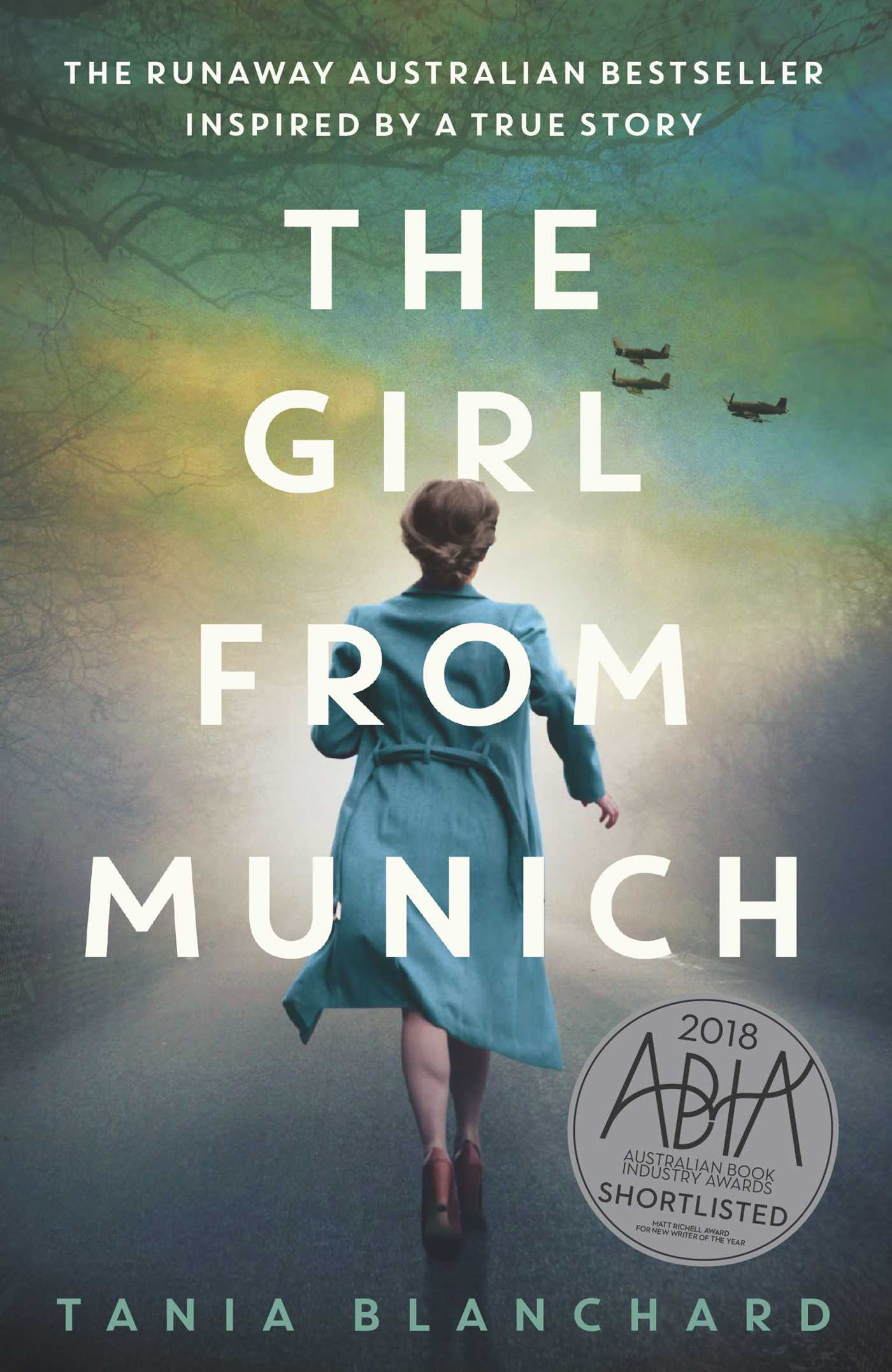 The girl from munich 9781925791204 hr