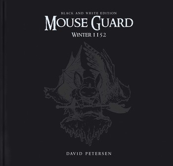 Mouse Guard Volume 2: Winter 1152 Black & White Limited Edition