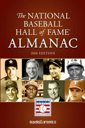 National Baseball Hall of Fame Almanac