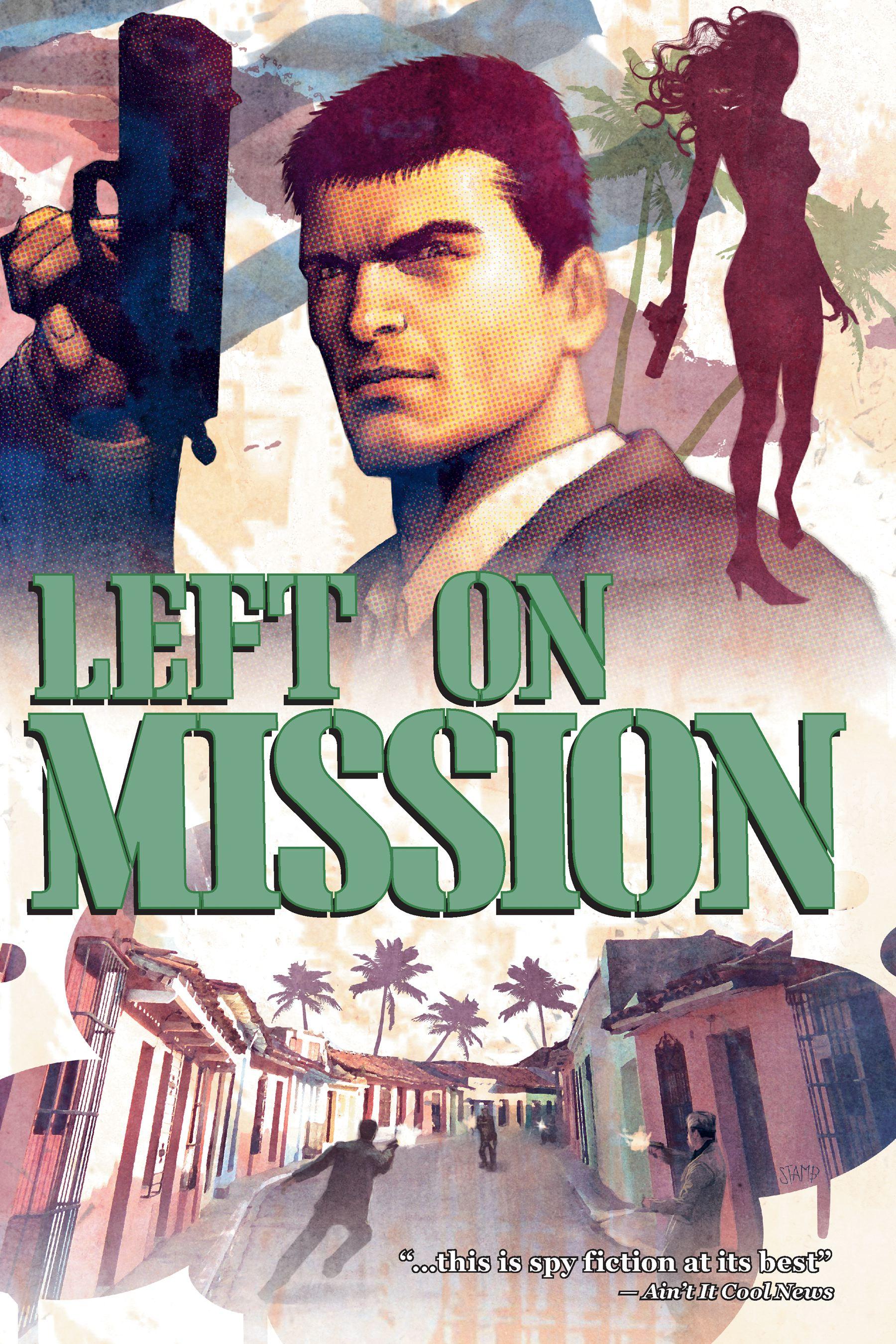 Left on mission 9781934506356 hr