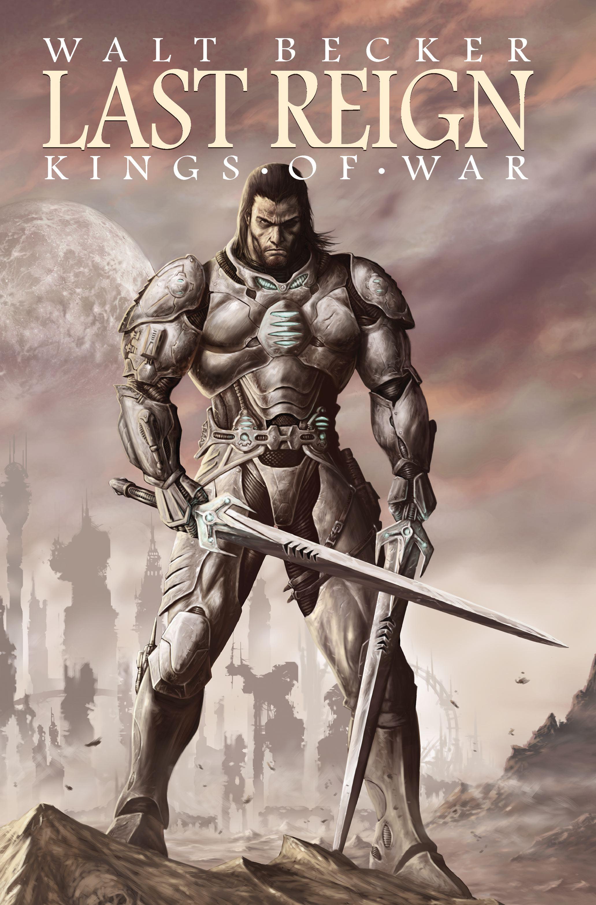 Last reign kings of war 9781934506929 hr