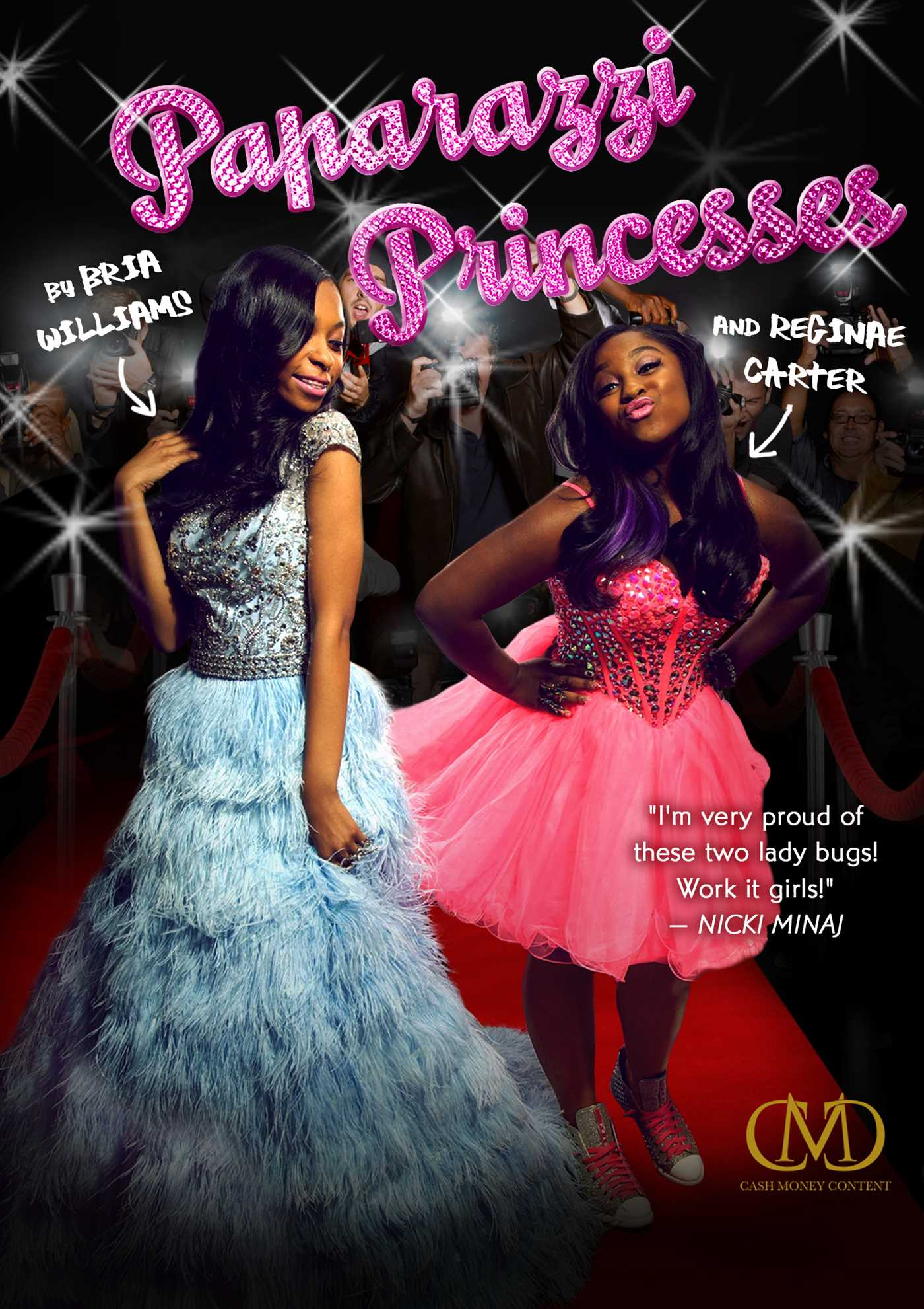 Paparazzi princesses 9781936399369 hr