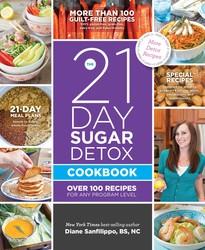 The 21-Day Sugar Detox Cookbook