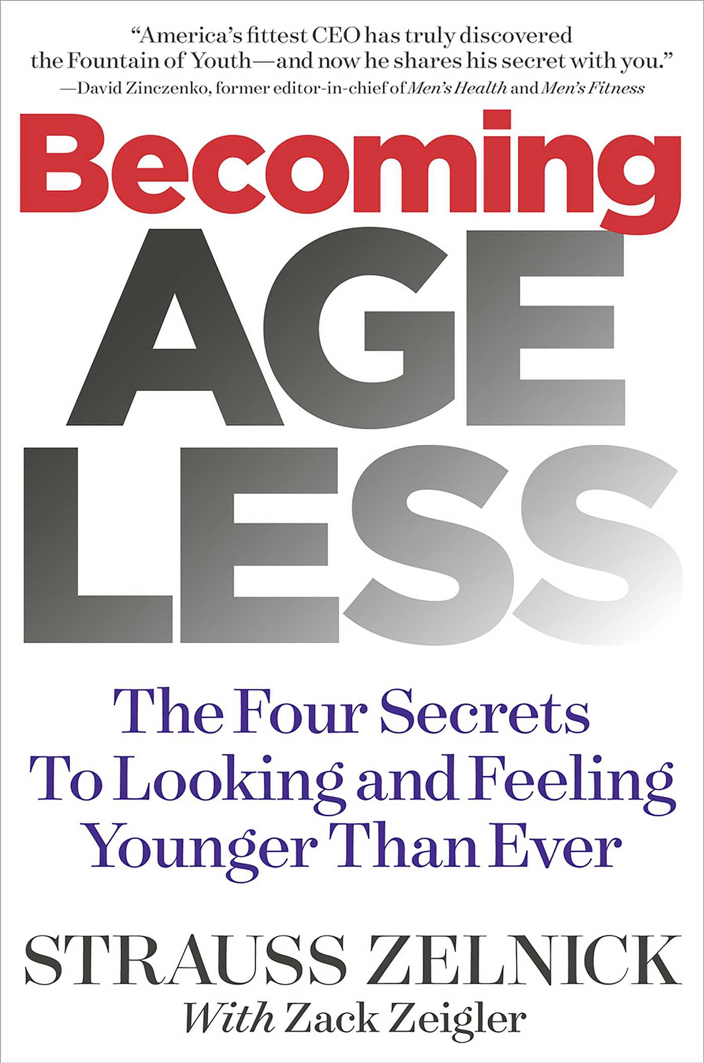 Becoming ageless 9781940358178 hr
