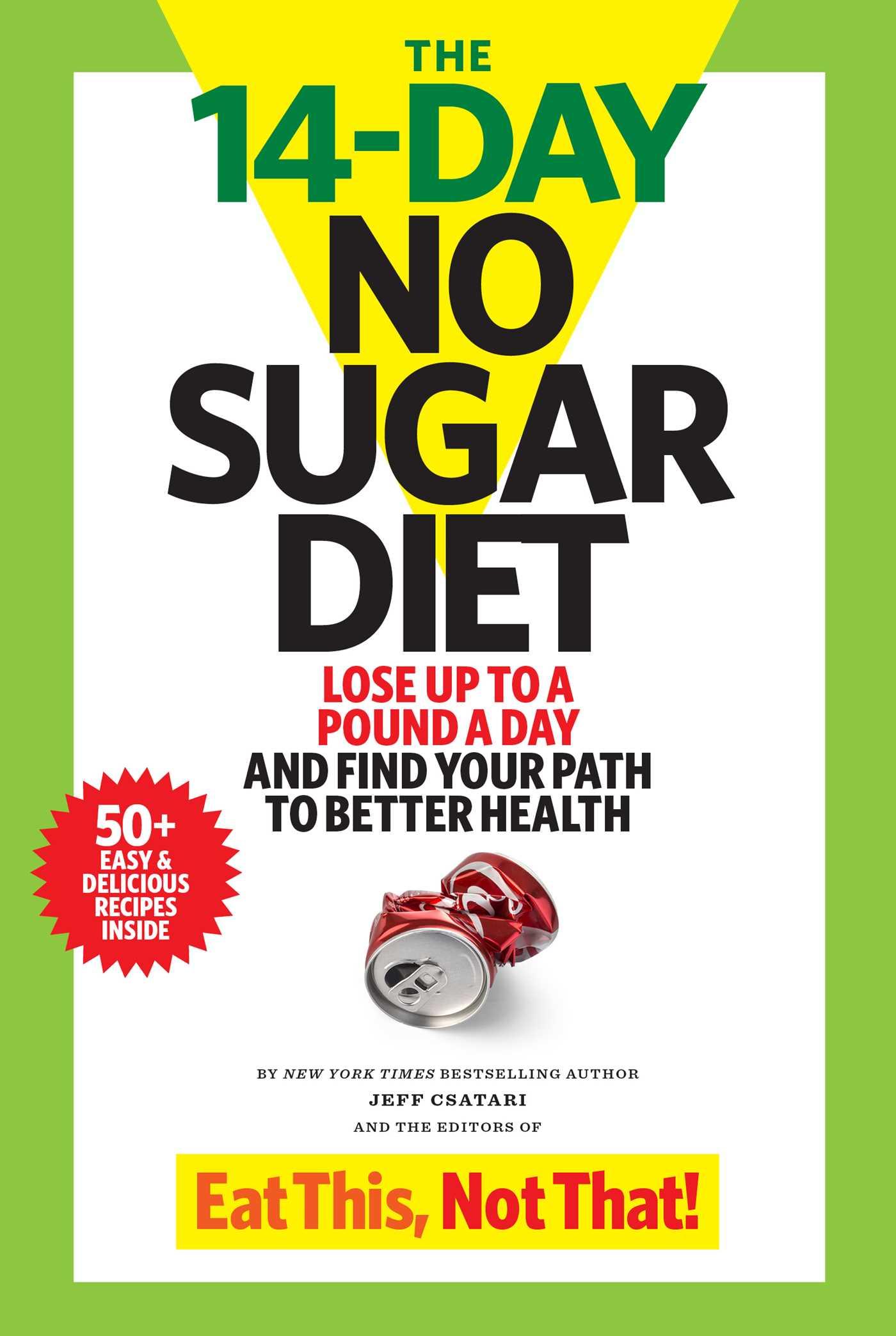 The 14 day no sugar diet 9781940358185 hr