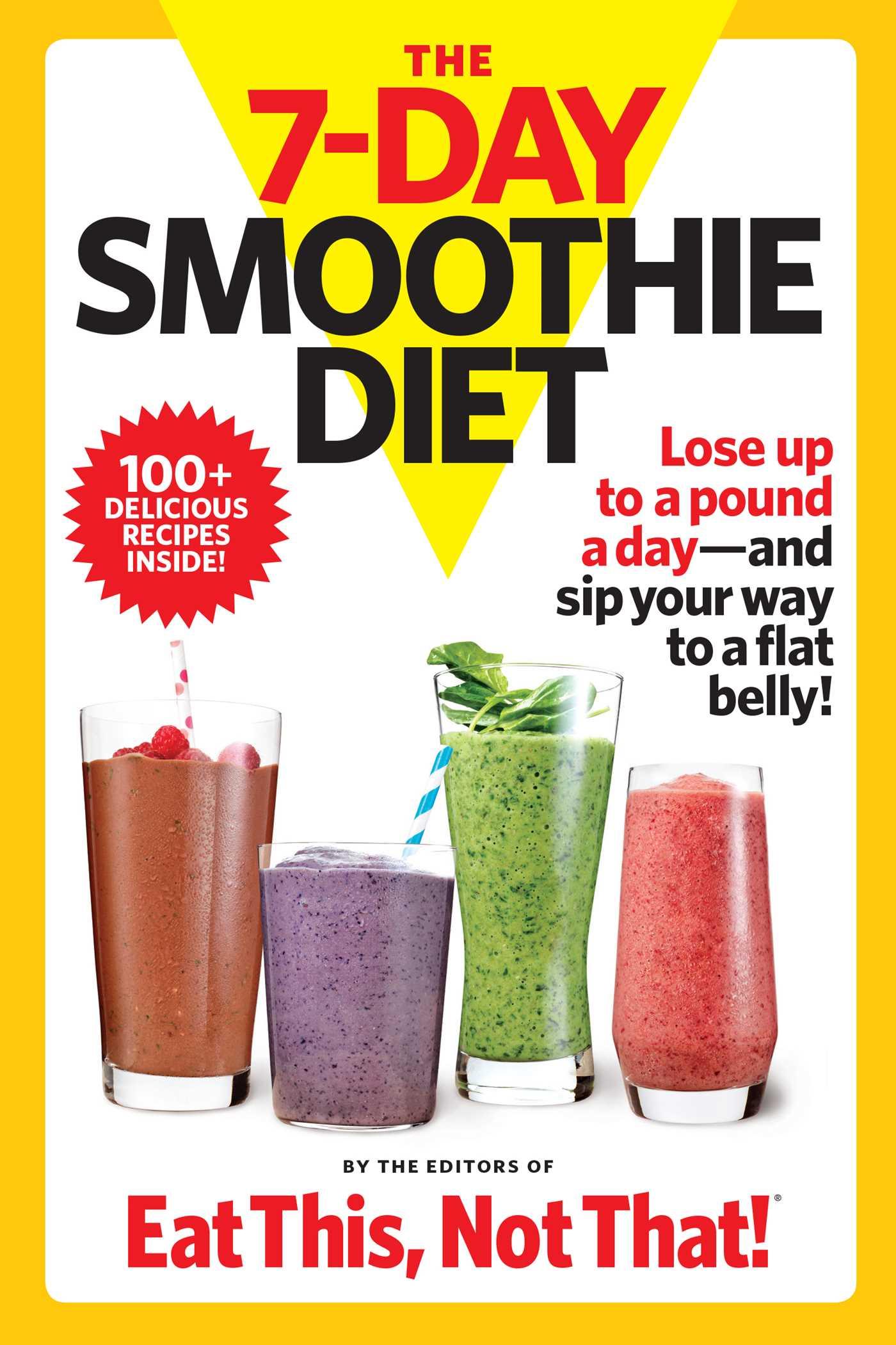 The 7 day smoothie diet 9781940358215 hr