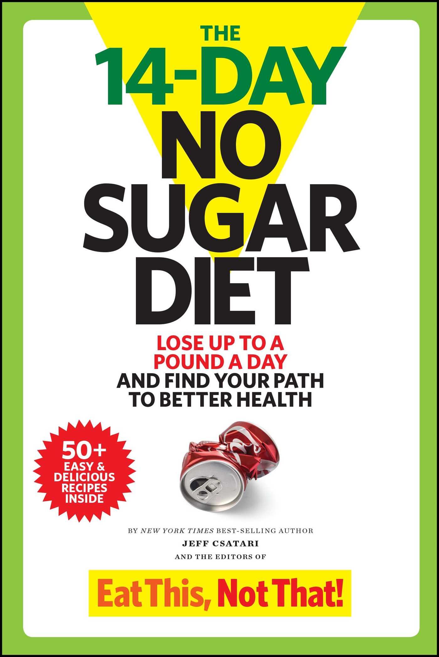 The 14 day no sugar diet 9781940358246 hr