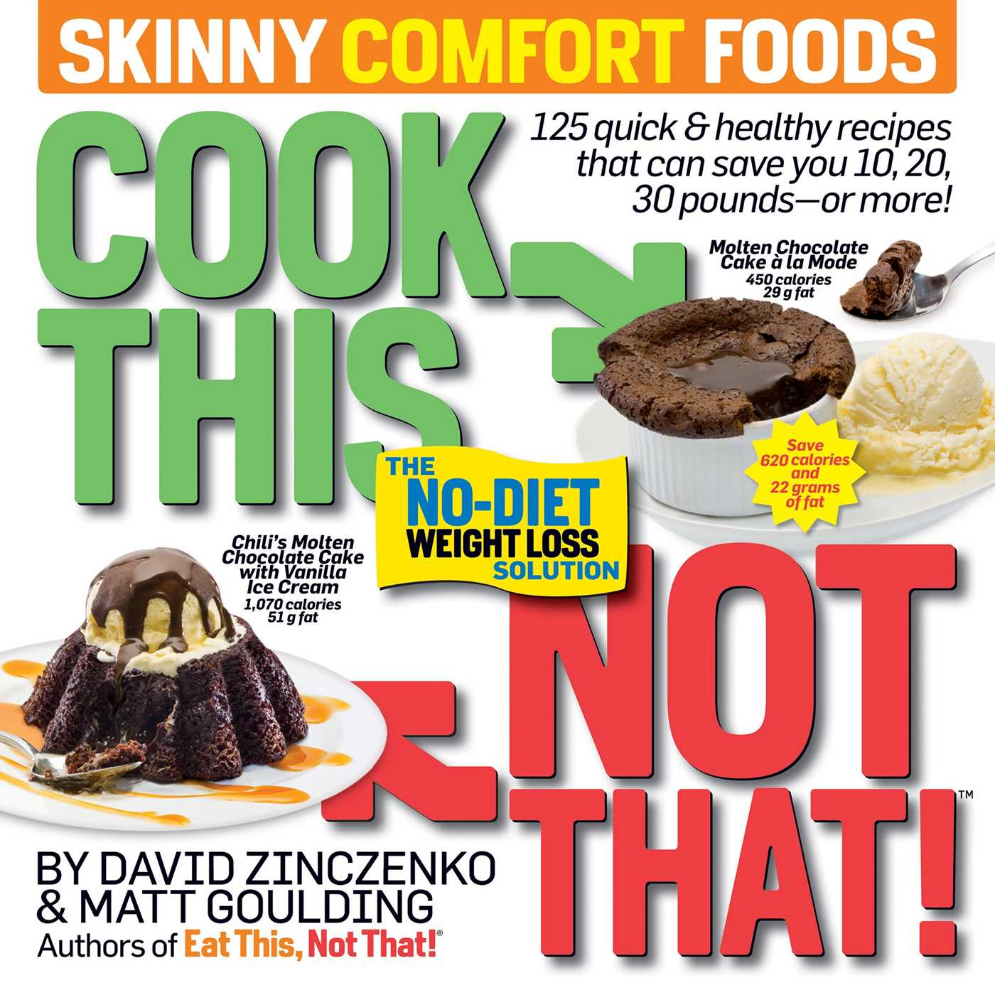 Cook this not that skinny comfort foods 9781940358345 hr