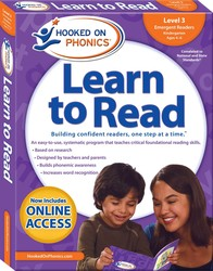 Hooked on Phonics Learn to Read - Level 3
