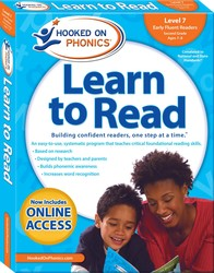 Hooked on Phonics Learn to Read - Level 7