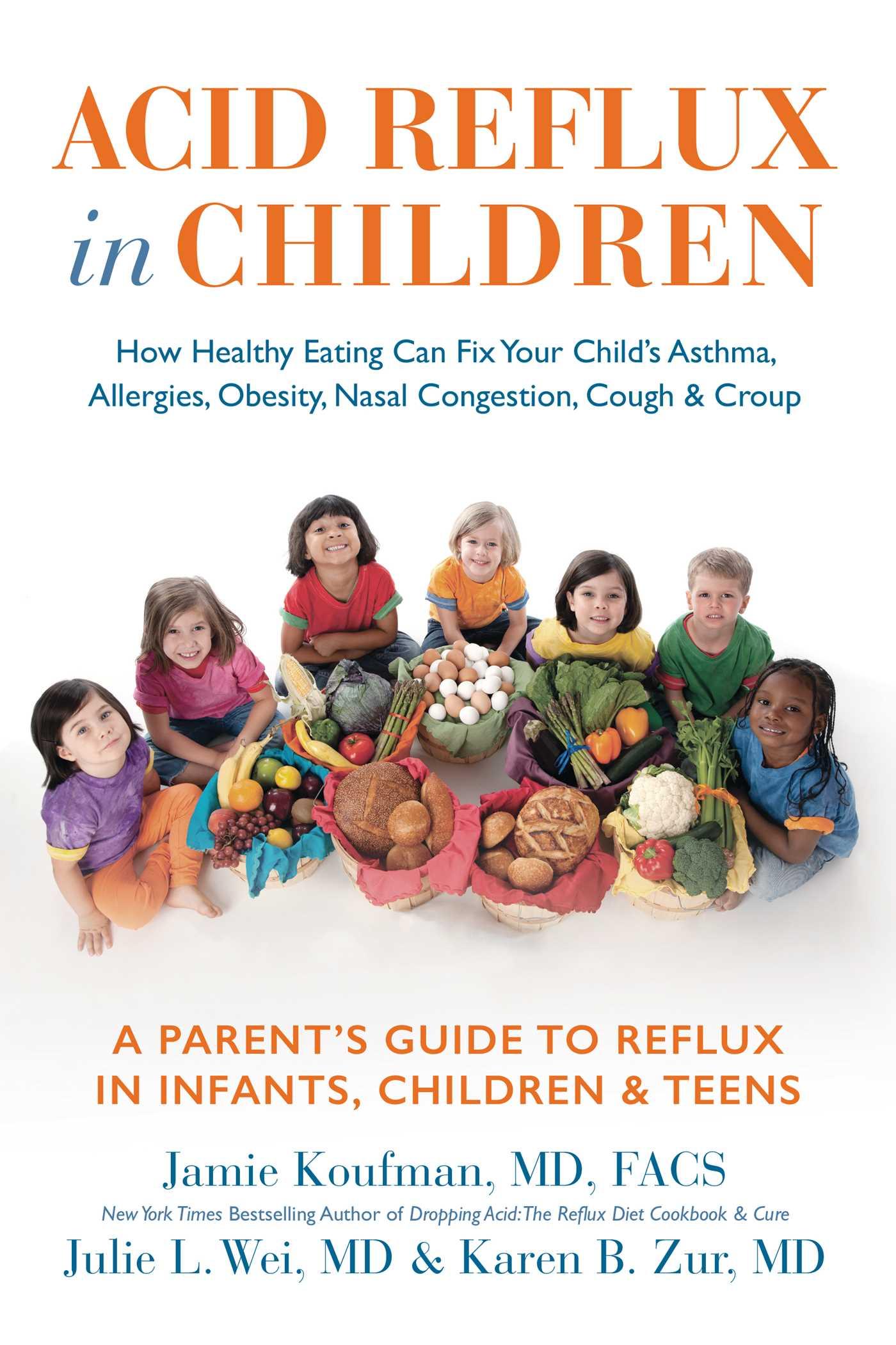 Acid reflux in children 9781940561059 hr
