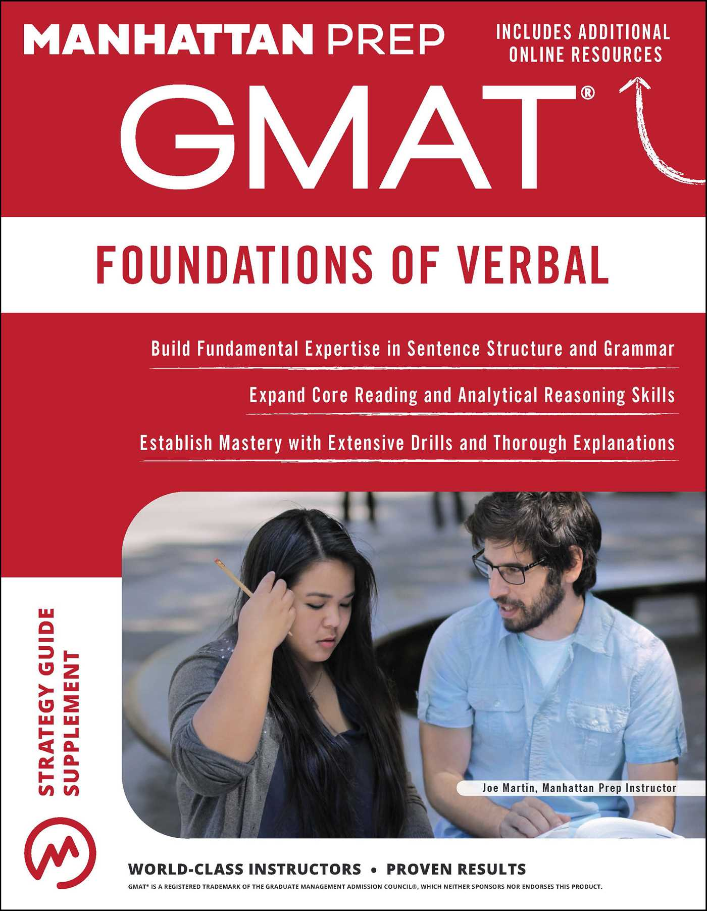 Book Cover Image (jpg): GMAT Foundations of Verbal