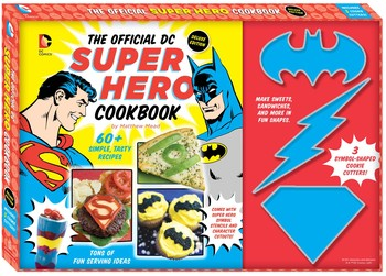 The Official DC Super Hero Cookbook Deluxe Edition