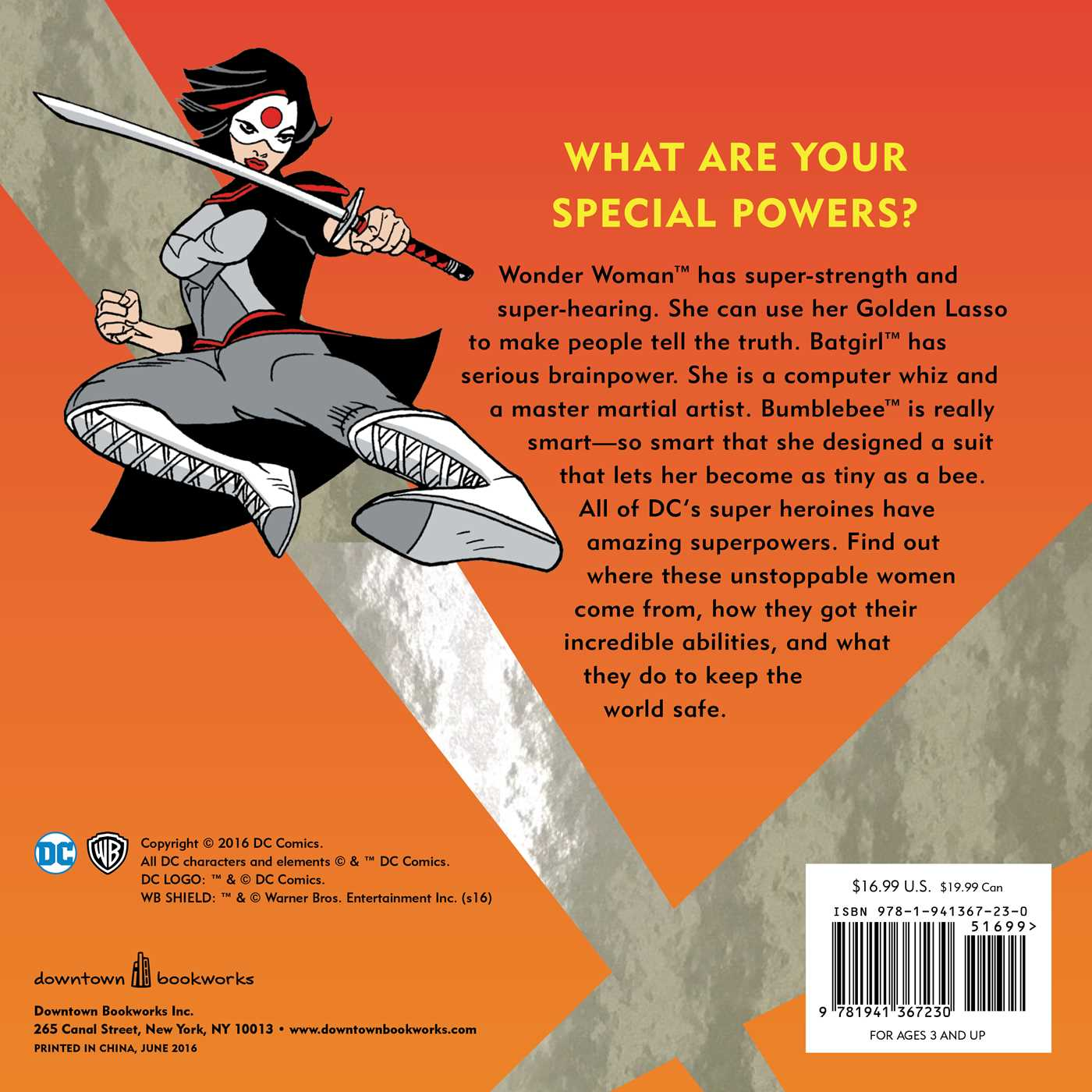 The big book of girl power 9781941367230 hr back