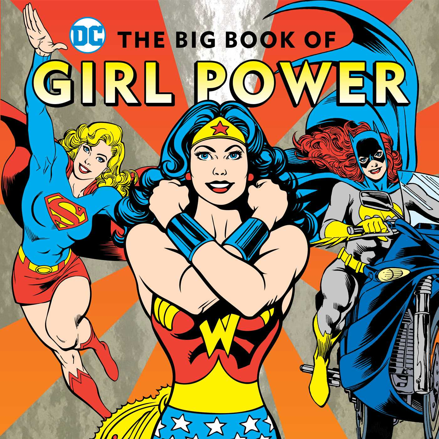 The big book of girl power 9781941367230 hr