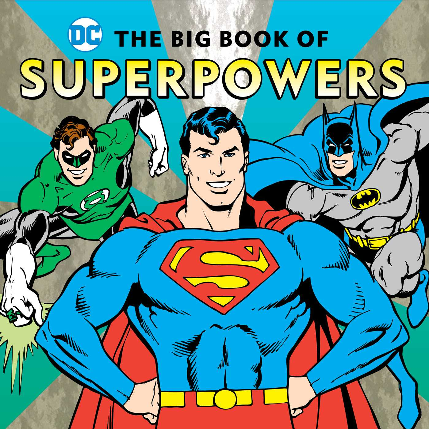 The big book of superpowers 9781941367247 hr