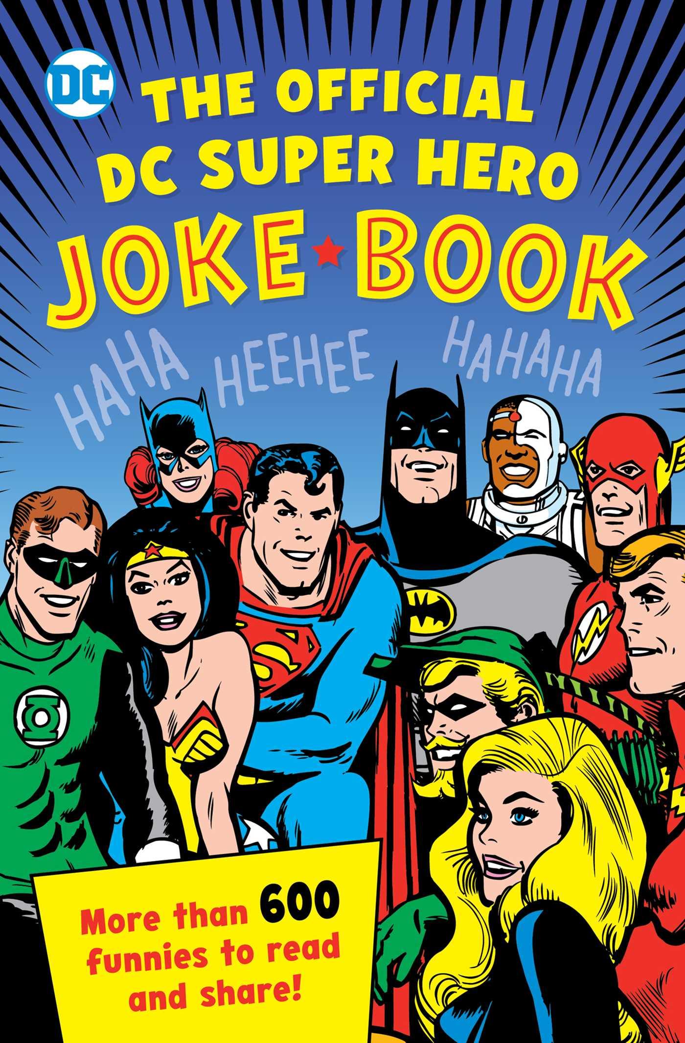 The official dc super hero joke book 9781941367339 hr