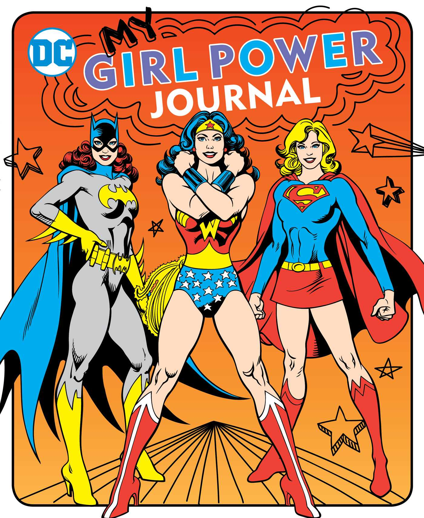 My girl power journal 9781941367346 hr
