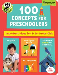 PBS KIDS 100 Concepts for Preschoolers