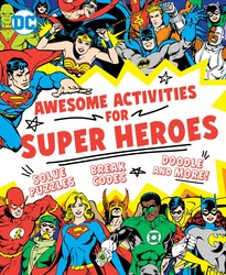Awesome Activities for Super Heroes