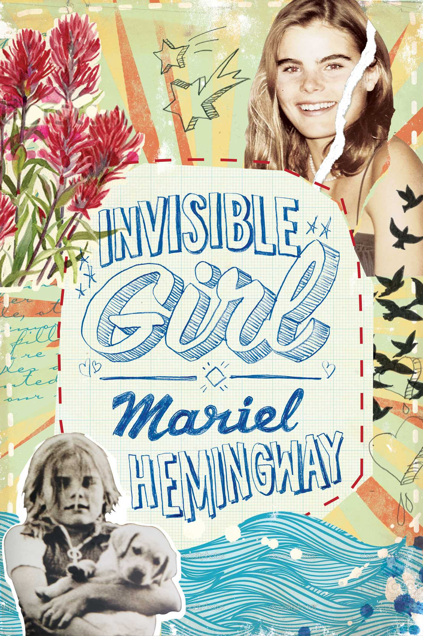 Invisible girl 9781941393765 hr