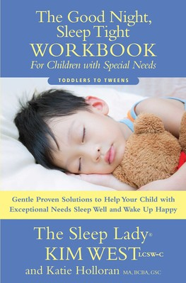the good night sleep tight workbook for children with special needs