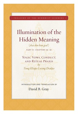 Illumination Of The Hidden Meaning Vol 2 Book By Tsong Khapa