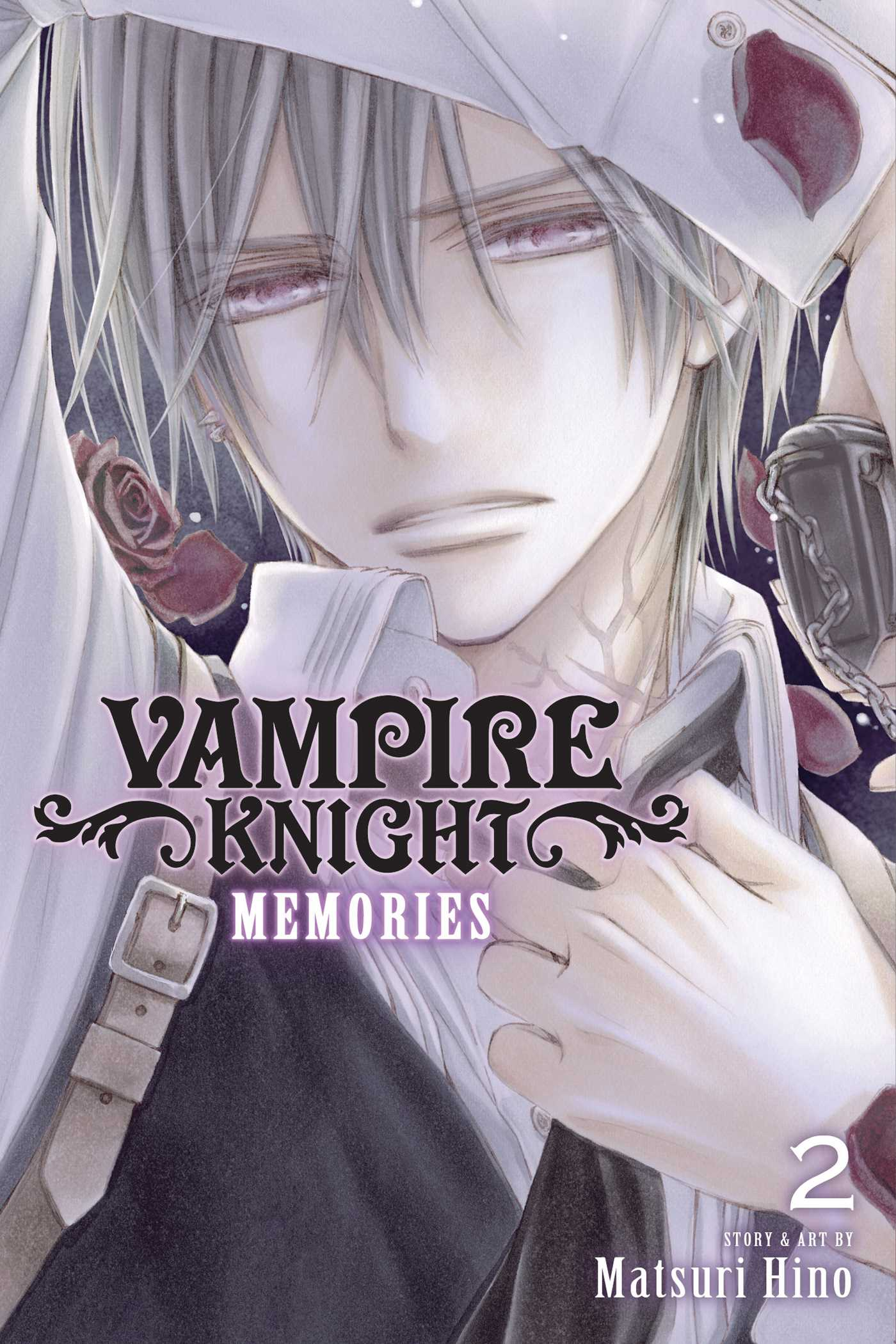 Vampire knight memories vol 2 9781974700240 hr