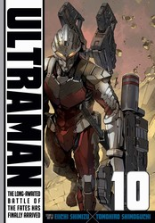 Ultraman, Vol. 10