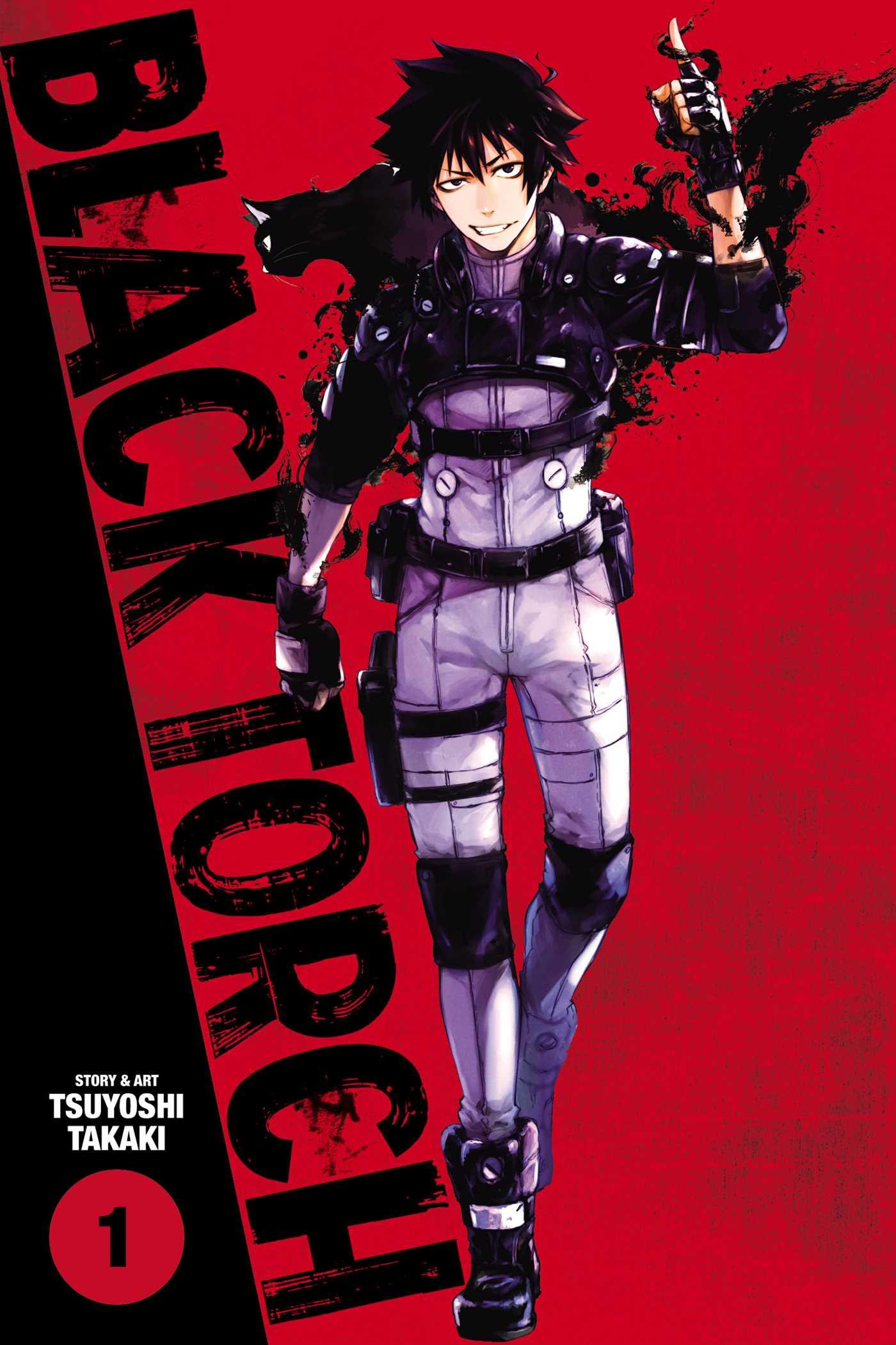 Black Torch, Vol. 1 | Book by Tsuyoshi Takaki | Official