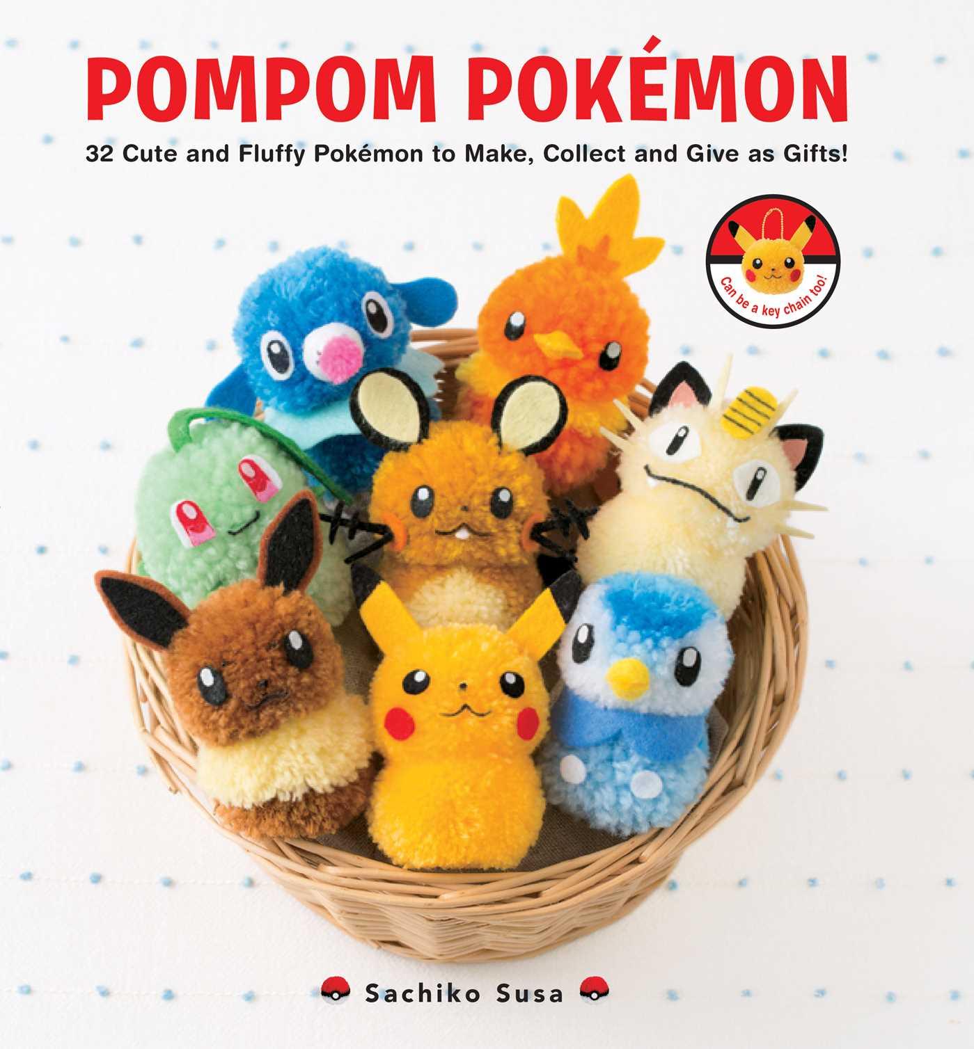 Pompom pokemon 9781974700684 hr