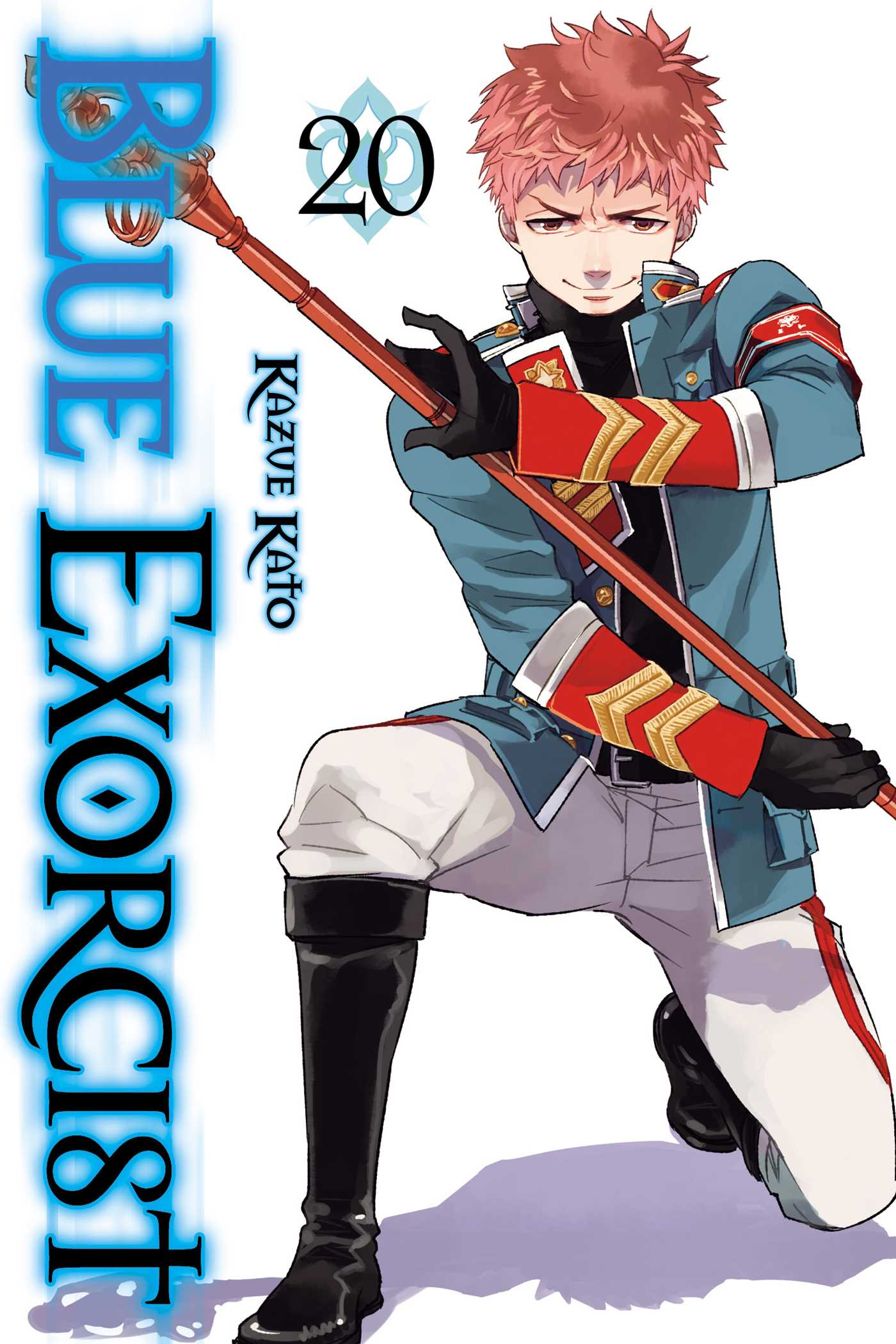 Blue Exorcist, Vol. 20 | Book by Kazue Kato | Official Publisher Page | Simon & Schuster
