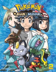 Pokémon: Sun & Moon, Vol. 2