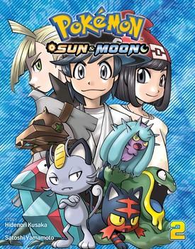 Pokémon: Sun & Moon, Vol. 2