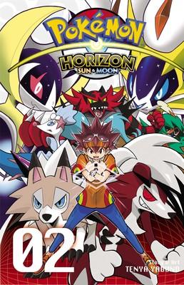 Pokémon Horizon: Sun & Moon, Vol. 2