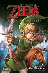 The Legend of Zelda: Twilight Princess, Vol. 4