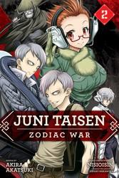 Juni Taisen: Zodiac War (manga), Vol. 2