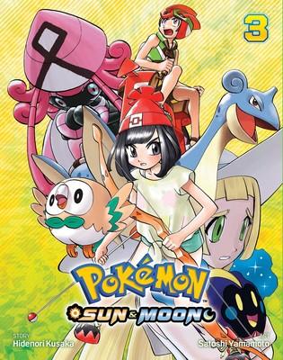 Pokémon: Sun & Moon, Vol. 3