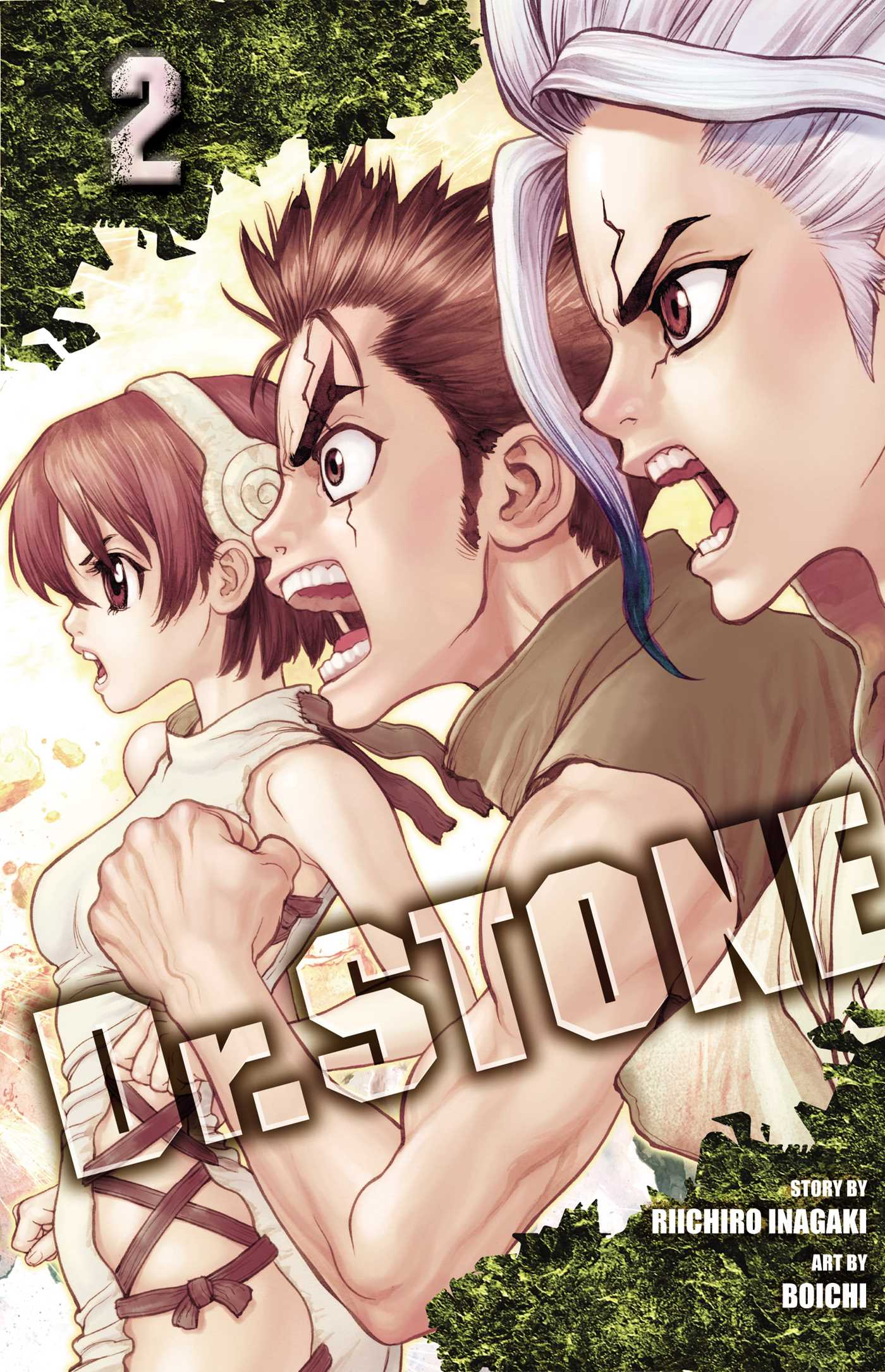Dr stone vol 2 9781974702626 hr