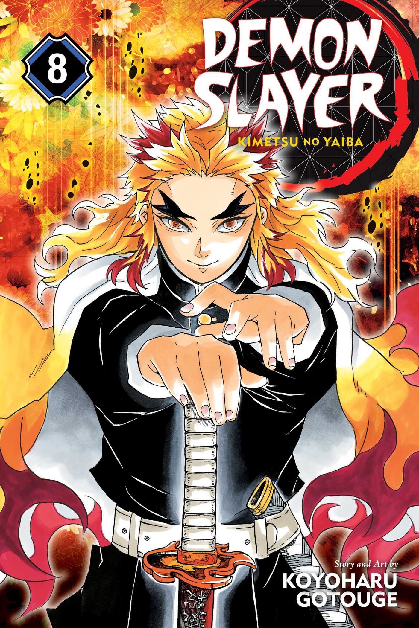 Demon Slayer Kimetsu No Yaiba Vol 8 Book By Koyoharu