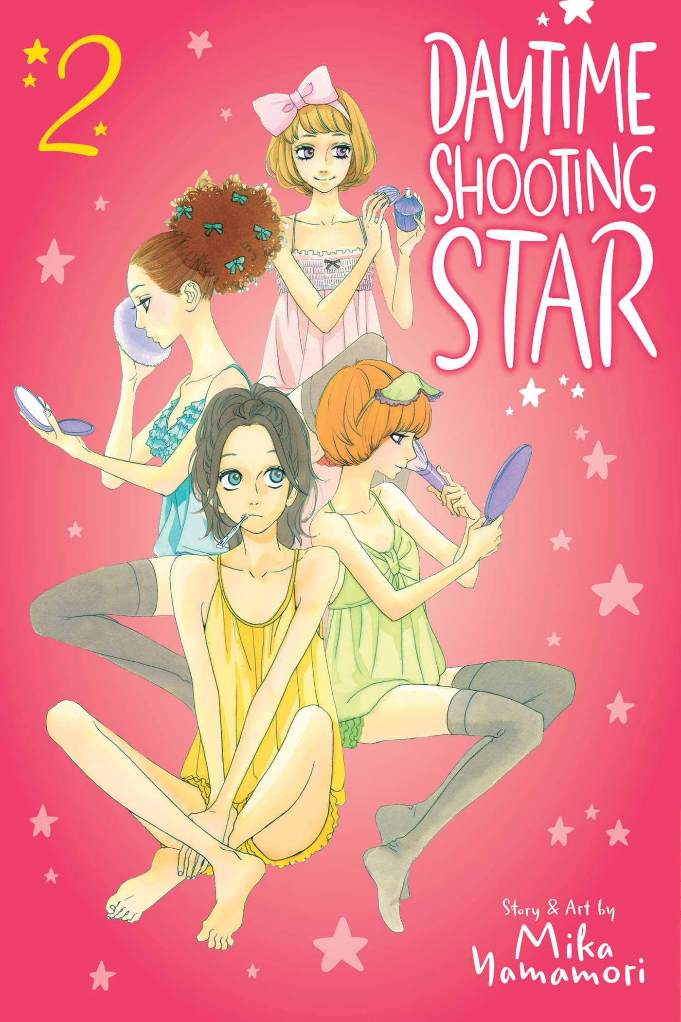 Daytime Shooting Star, Vol. 2 | Book by Mika Yamamori | Official ...